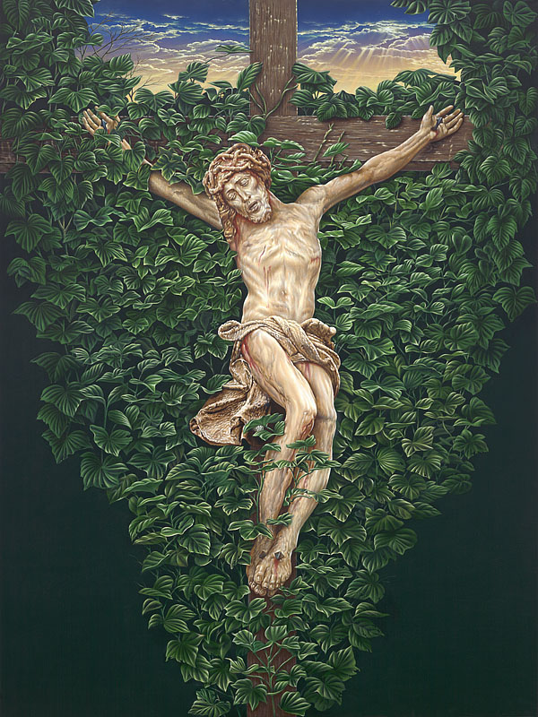 RESURRECION Acrylic 39 x 51